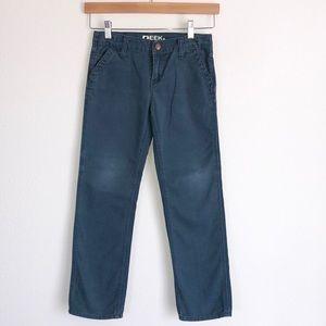 Peek dungarees light wash boys jeans